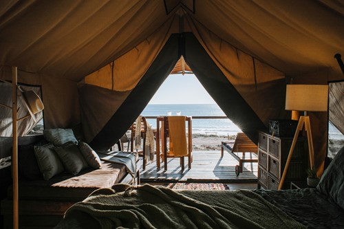 Try These Affordable Glamping Ideas