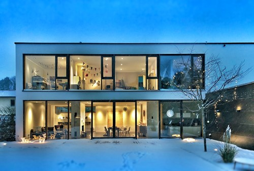 Building a Modern Home: More Affordable Than You Thought