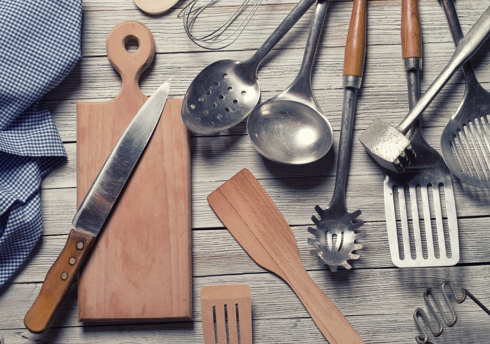 Only The Essentials Most Important Kitchen Tools